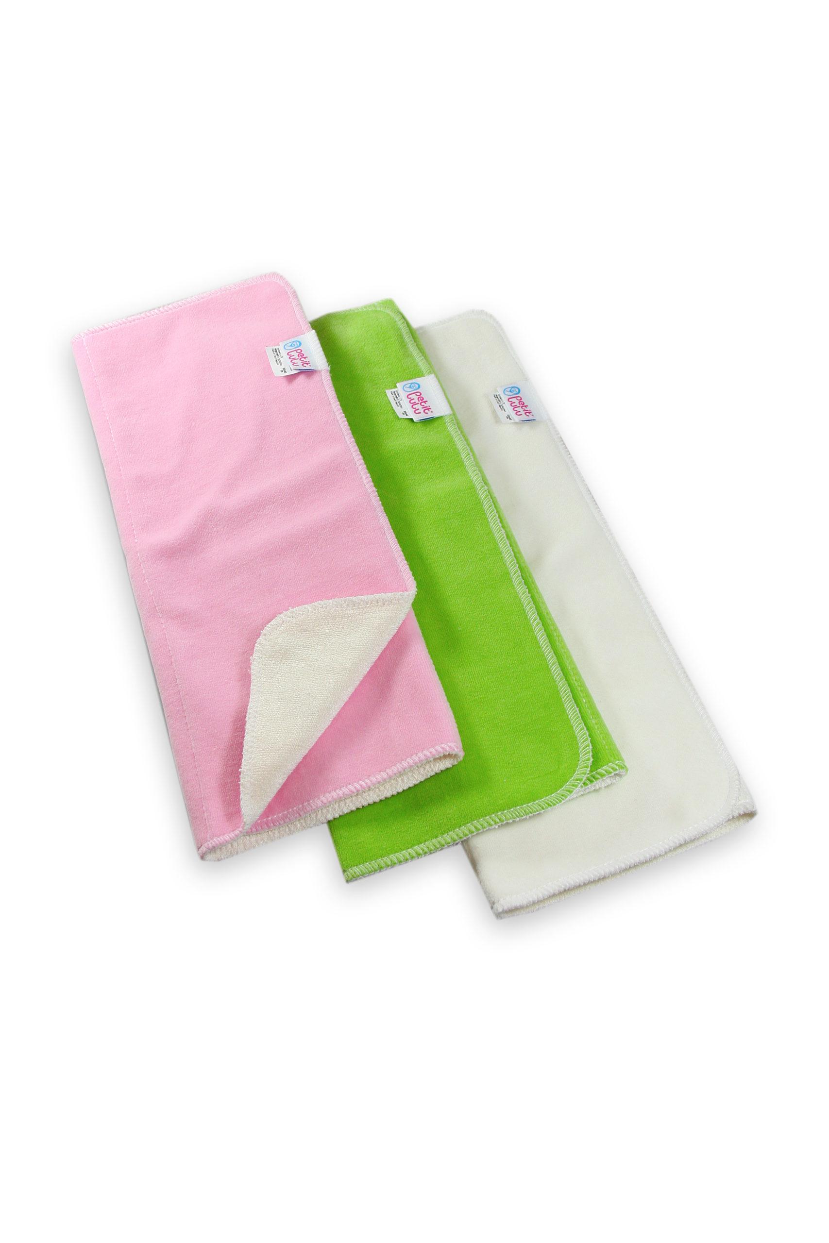 Pré-dobradas Pack 3 - Petit Lulu
