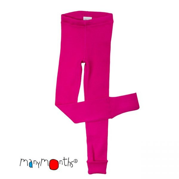 ManyMonths Leggings de lã Adventurer - 1-2/2,5 anos