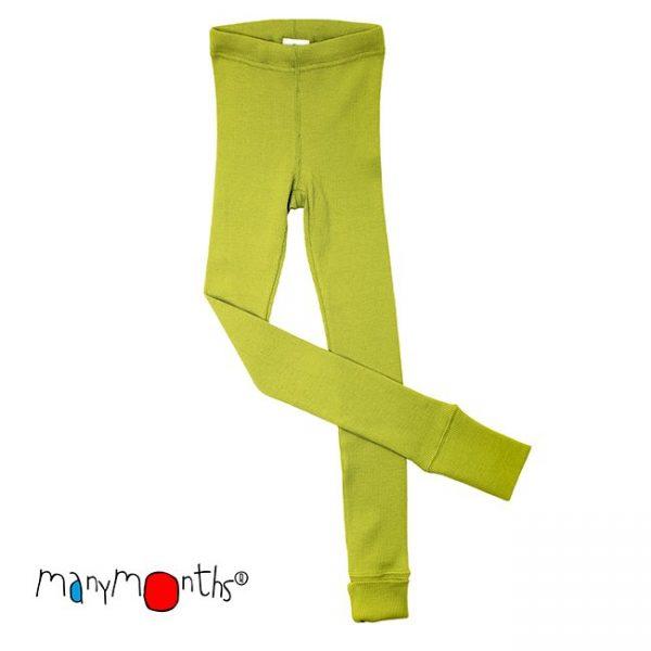 ManyMonths Leggings de lã Conqueror - 3-4,5/5 anos