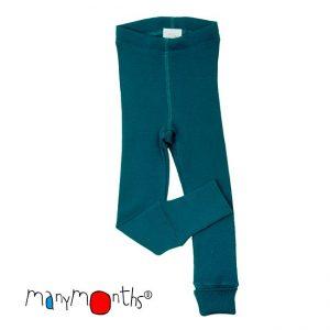 ManyMonths Leggings de lã Innovator - 5-7/7,5 anos