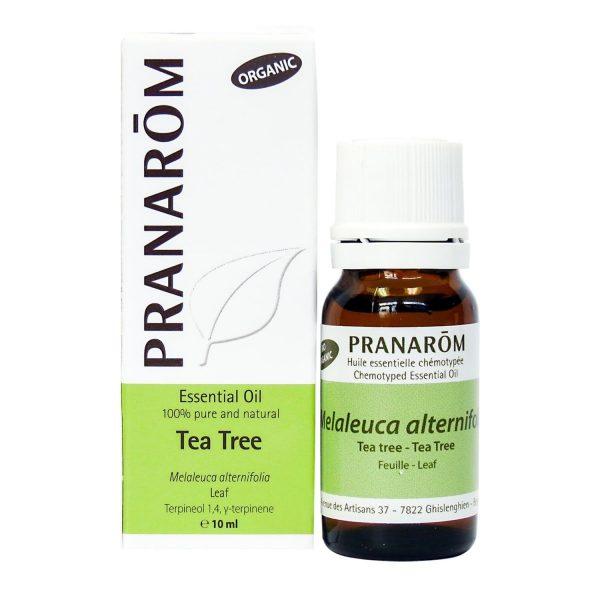 Óleo essencial de Árvore do Chá Bio - Pranarôm
