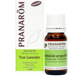 Óleo essencial de Lavanda Bio - Pranarôm