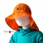 Chapéu ajustável cânhamo - Adventurer/Conqueror – 1 – 4,5/5 anos - ManyMonths