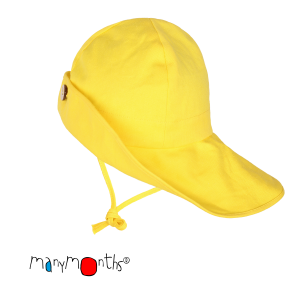 Chapéu ajustável cânhamo - Innovator/Enthusiat – 5-10 anos - ManyMonths