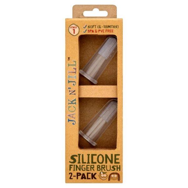 Dedeiras em silicone (2 unidades) - Jack N' Jill